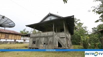 Intip Keunikan Rumah Tradisional Minahasa