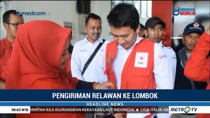 PMI Jawa Tengah Kirim Relawan ke Lombok