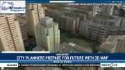 City Planners Prepare for Future with 3D Map
