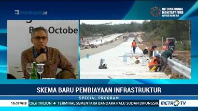 Memperbaiki Fondasi Ekonomi Lewat Infrastruktur