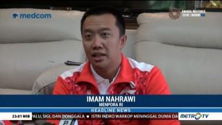 Menpora Ajak Masyarakat Tonton Asian Para Games 2018
