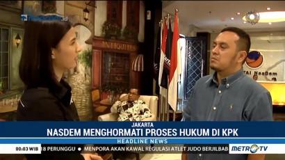 NasDem Apresiasi Pengunduran Diri Rendra Kresna sebagai Ketua DPW NasDem Jatim