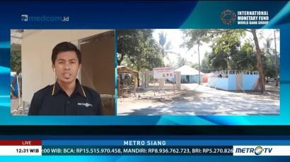 Pemerintah Fokuskan Pembangunan Fasilitas Umum Pascagempa Lombok