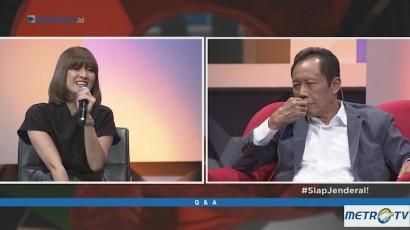 Chika Jessica Tanyakan Asal Kekayaan Sutiyoso