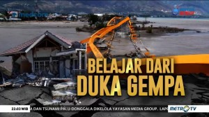 Belajar dari Duka Gempa (1)