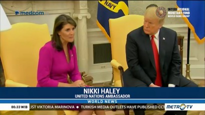 Trump Lost Conventional Foreign Policy Voice