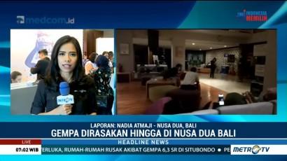 Gempa Situbondo Terasa Hingga Bali