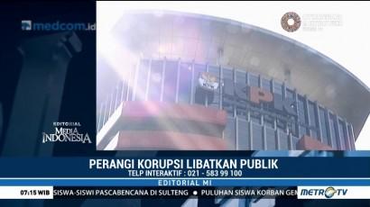 Perangi Korupsi Libatkan Publik