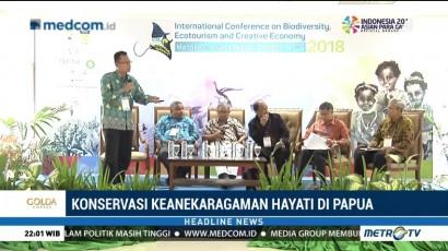 Freeport Ikut Aktif dalam Konservasi Keanekaragaman Hayati di Papua