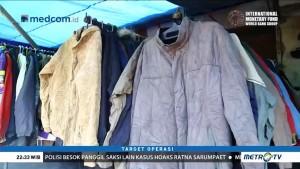 Surga Pakaian Bekas Impor (1)