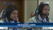 Astronauts Make Emergency Landing After Rocket Failure