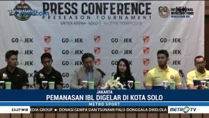 IBL Gelar Turnamen Pramusim di Solo