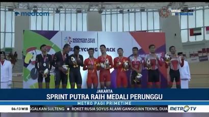 Tim Para Balap Sepeda Raih Dua Medali untuk Indonesia