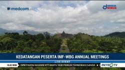 Candi Borobudur Siap Sambut Peserta IMF-WB 2018
