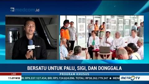 Sekjen PBB Apresiasi Cara Indonesia Tangani Bencana
