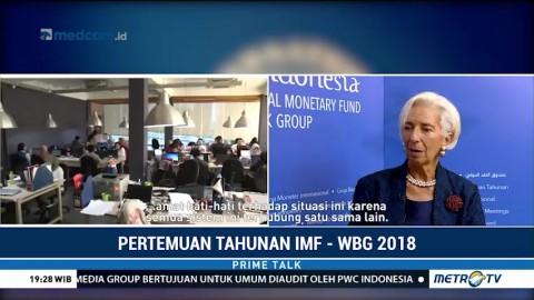 Wawancara Khusus Bersama Direktur Pelaksana IMF (3)