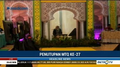 DKI Jakarta Pimpin Perolehan Medali MTQ ke-27