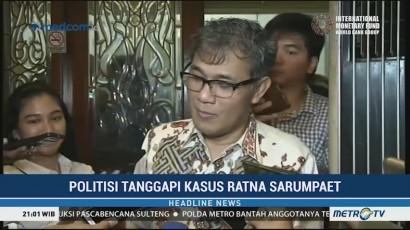 Budiman Sudjatmiko: Kasus Ratna Sarumpaet Berbau Politis