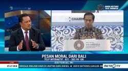 Bedah Editorial MI: Pesan Moral dari Bali