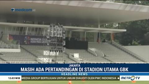 Penutupan Asian Para Games 2018 Digelar di Stadion Madya GBK