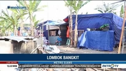 Korban Gempa Lombok Kekurangan Sembako dan Air Bersih