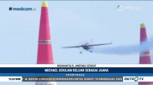Michael Goulian Juara Red Bull Air Race di Indianapolis