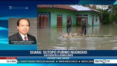Banjir Mandailing Natal, 14 Tewas