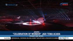 Celebration of Wonder Jadi Tema Penutupan Asian Para Games