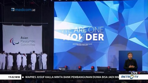 Closing Ceremony Asian Para Games 2018 (4)