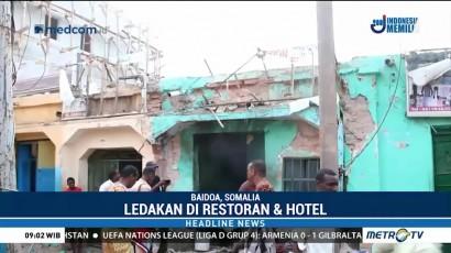 11 Orang Tewas Akibat Ledakan Bom di Somalia