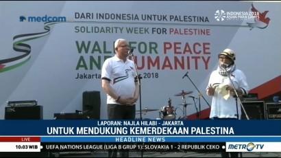 Dukungan Indonesia untuk Palestina
