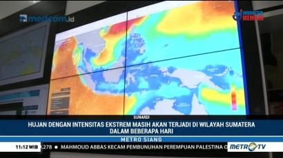 BMKG Prediksi Musim Hujan di Jawa, Bali dan Nusa Tenggara pada November