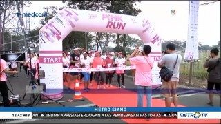 Indonesia Goes Pink Run 2018 Kembali Digelar