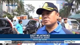 Ganjil Genap di Jakarta Diperpanjang hingga Desember 2018