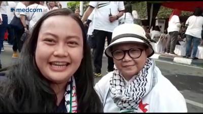 Menlu Retno: Indonesia Mendukung Kemerdekaan Palestina