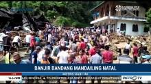 Seluruh Korban Banjir Bandang di Mandailing Natal Berhasil Ditemukan
