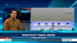 'Wow Effect' Pidato Jokowi