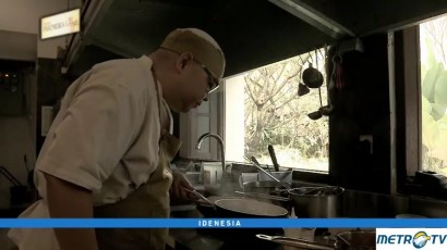 Mimpi Chef Ragil untuk Kuliner Indonesia