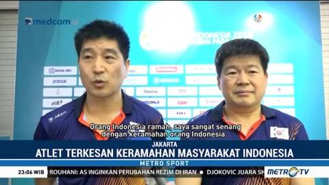 Apresiasi Atlet Asing untuk Indonesia