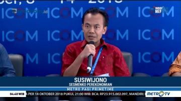 Pertemuan IMF-WB di Bali Diapresiasi Para Delegasi