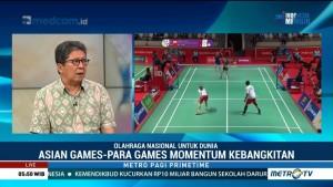 Asian Games & Asian Para Games 2018, Momentum Kebangkitan Olahraga Nasional