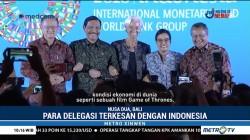 Pertemuan Tahunan IMF-World Bank 2018 Resmi Ditutup