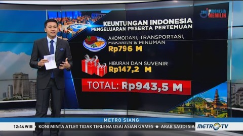 Ini Keuntungan Indonesia sebagai Tuan Rumah IMF World-Bank 2018