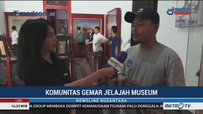 Mengenal Komunitas Pecinta Museum di Palembang