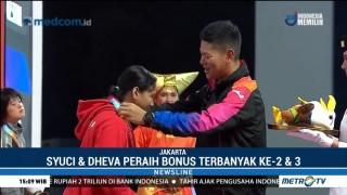 Teti Karhati Raih Bonus Terbanyak di Asian Para Games 2018