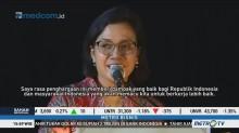 Sri Mulyani Dianugerahi Penghargaan Menkeu Terbaik 2018 se-Asia