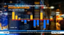 Perdagangan Indonesia Januari-September Defisit USD3,78 M