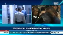 Dua Ruang Kerja Anggota DPR RI Ditembak