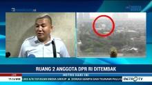 Cerita Saksi Mata Penembakan di Ruang Kerja DPR