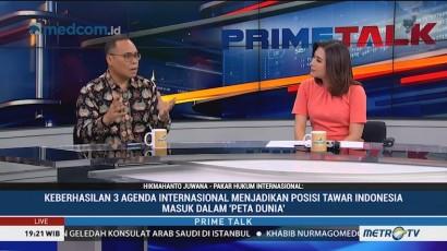 Sukses Gelar 3 Event Internasional, Kepercayaan Dunia pada Indonesia Meningkat